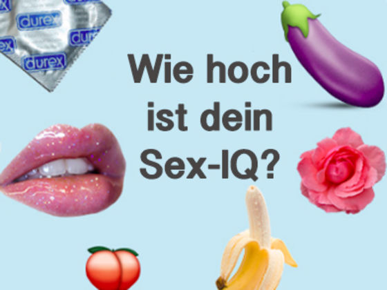 Wie hoch ist dein Sex-IQ?