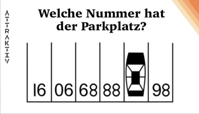 Gehirnjogging: Wenn du diese Rätsel löst, liegt dein IQ über 140!