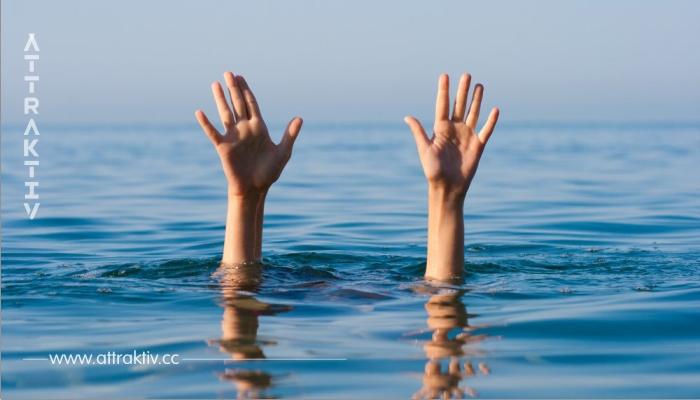 Der Mann wirft seine Frau aus dem Boot. Jahre später wurden die Gründe bekannt.