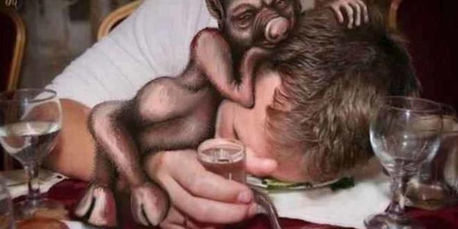 Die spirituellen Konsequenzen des Alkoholkonsums