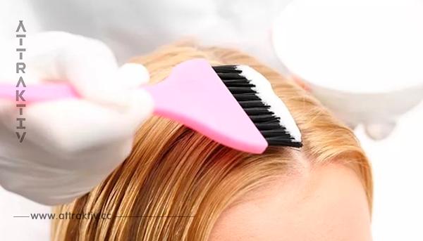 Wie funktioniert Haarefärben mit Henna?