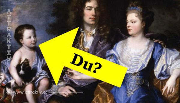 In welches Königshaus hättest du hineingeboren werden sollen?