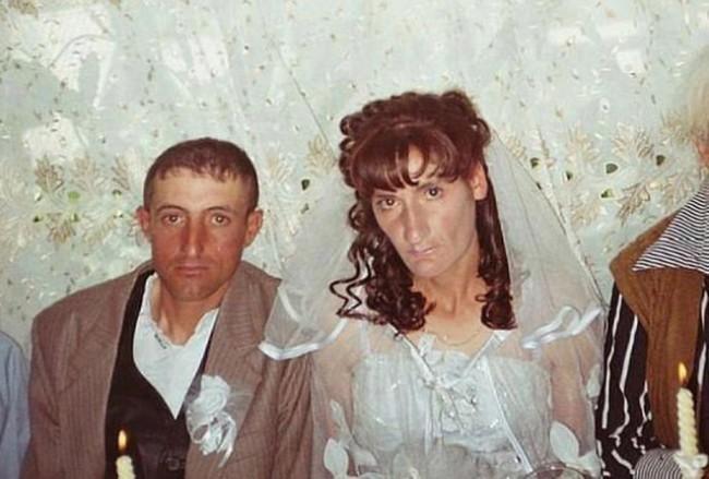 Witz des Tages: Die Wahrheit vor und nach der Hochzeit.