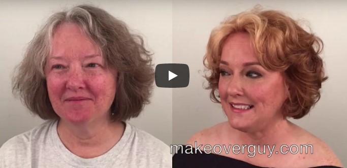 Sie wollte eine Veränderung – nach etlichen Stunden mit dem Stylisten erkennt sie nicht einmal ihr Mann wieder