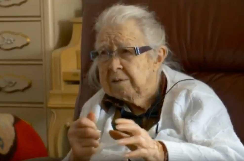 Einbrecher nimmt 99 Jährige Doris als Geisel – mit ihrem Mundwerk hätte der jedoch nicht gerechnet