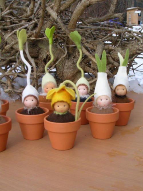 8 süße und kleine Ideen zum selber basteln für die Kinder und für euch!