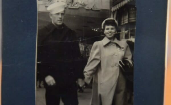 Sie waren 67 Jahre lang verheiratet – ihre letzten gemeinsamen Momente lassen es einem warm ums Herz werden