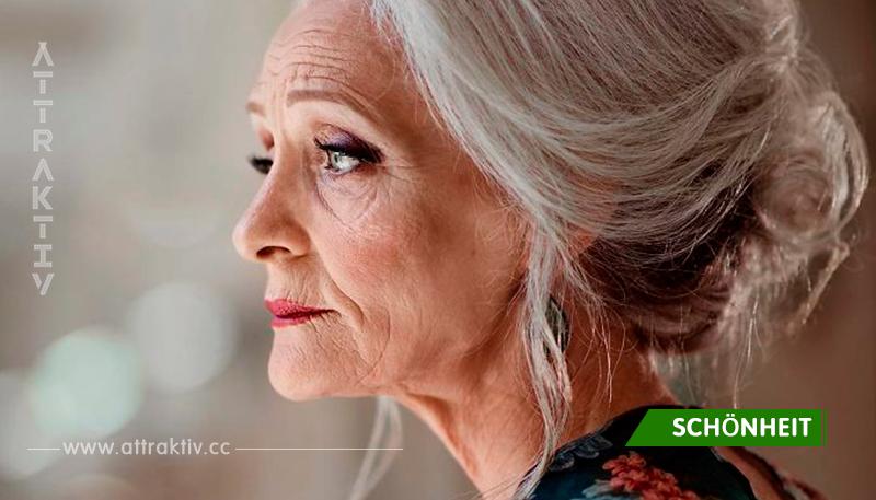 Diese Modelagentur stellt nur diejenigen ein, die älter als 45 Jahre sind. Es stellt sich heraus, dass sie vorgezogen werden!