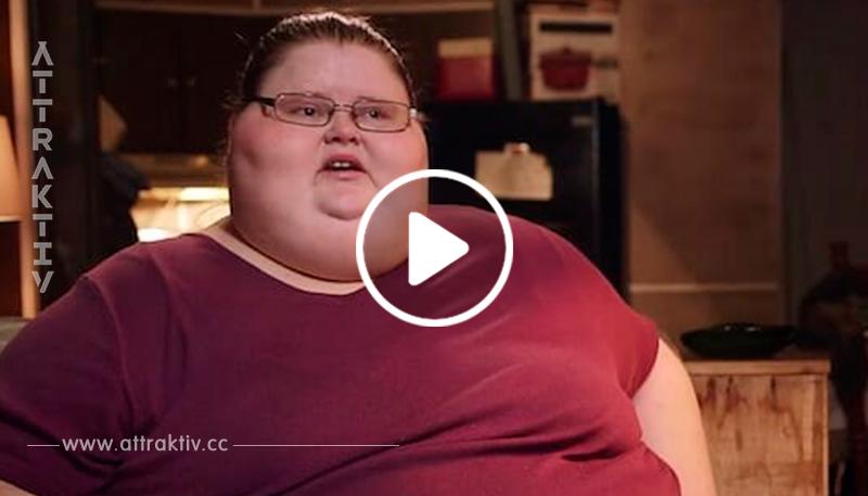 """Arzt zur 325 kg schweren Mutter: """"Sie werden die 30 nicht erreichen"""" – so sieht sie zwei Jahre später aus"""