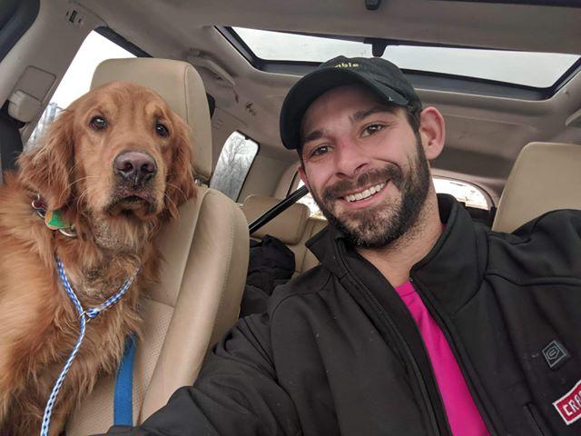 Hund 6 Tage verschwunden: Familie und Tier überschlugen sich mit Auto – Sicher an Neujahr gefunden