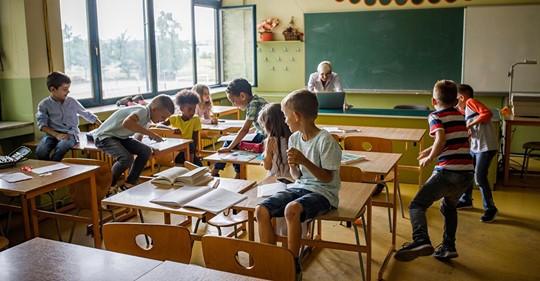 Grundschul-Lehrerin: Kinder können sich nicht mehr an Regeln halten