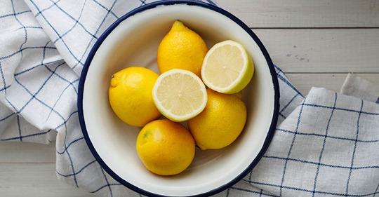 Darum sollten Sie eine Zitrone neben Ihr Bett legen