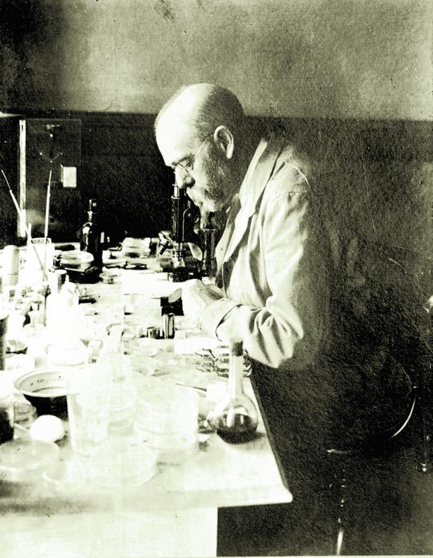 Robert Koch Der Mann Der Krankheiten Die Geister Austrieb
