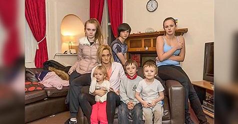 Siebenfache und mit Zwillingen schwangere Mutter fordert Umsiedlung aus Sozialwohnung mit 4 Schlafzimmern