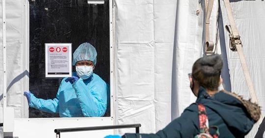 Tod eines mit Corona infizierten Babys erschüttert die USA