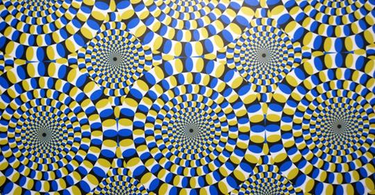 15 optische Täuschungen, bei denen dein Hirn sich denkt: 'HALT STOPP!'