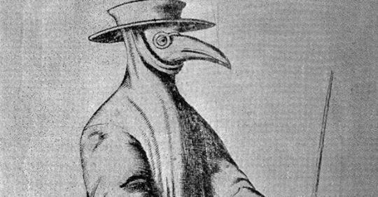 Masken, Verbote und wilde Theorien: Wo Pest und Corona Parallelen haben