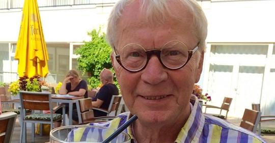 Gernot Endemann (†78) Große Trauer: Der  Sesamstraße  Star ist tot