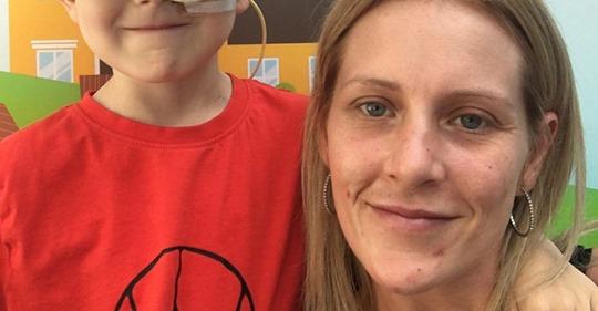 Eine Reise nach Disneyland Mutter tut alles, um krebskrankem Sohn größten Wunsch zu erfüllen