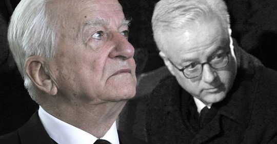 Fritz von Weizsäcker (†59) Urteil gefällt! 12 Jahre Haft für seinen Mörder