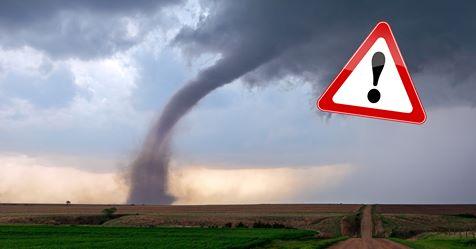 Wetter in Deutschland Ex-Tropensturm rast auf Deutschland zu – Tornados sind möglich!