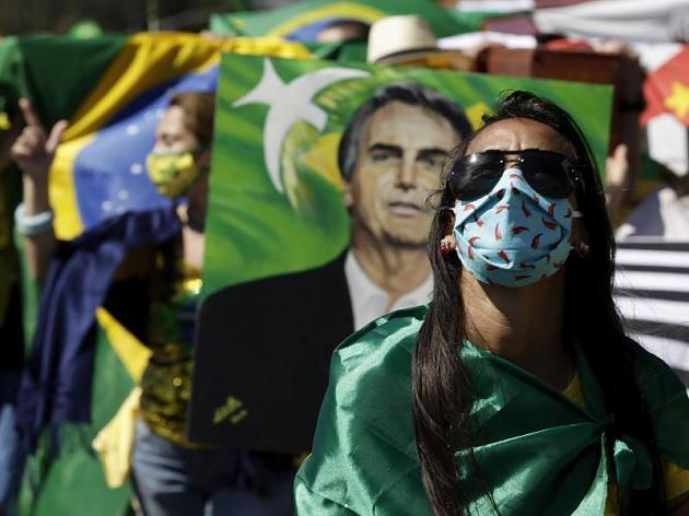 17 Millionen Corona Fälle weltweit   Brasilien stellt neue traurige Rekorde auf