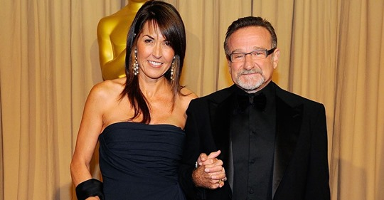 Robin Williams (†63) Seine Witwe bricht ihr Schweigen: Er erlebte, wie er sich selbst auflöste