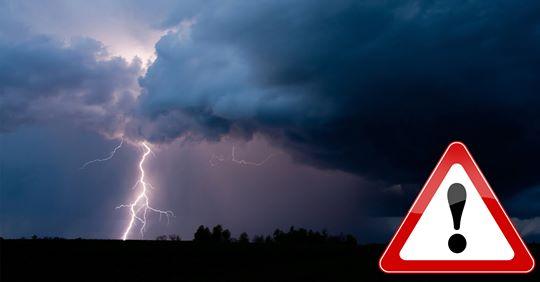 Hitzewelle Unwetter-Alarm: In diesen Teilen Deutschlands kracht es!