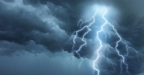 Wetter in Deutschland Vereinzelt starke Gewitter: Regenmengen können unwetterartig ausfallen