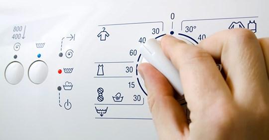 Wie Sie den Stromverbrauch Ihrer Waschmaschine senken können