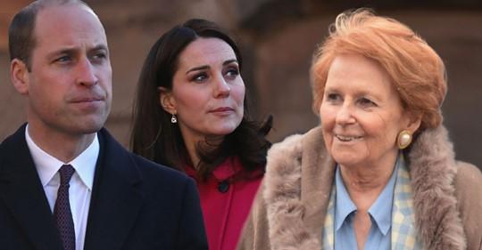 Prinz William & Herzogin Kate Trauer im Palast: Ihre Hochzeitsplanerin ist gestorben