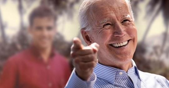 Joe Biden Hallöchen, Mr. President! Mit 26 sah er aus wie ein Filmstar