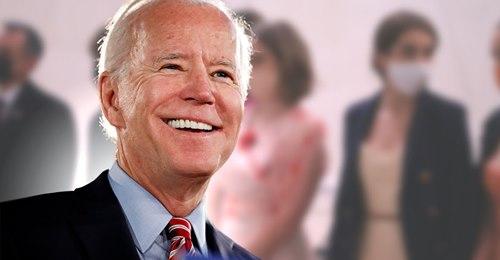 Joe Biden Von Kopf bis Fuß perfekt gestylt: Für Opas großen Tag gehen seine Enkelinnen in die Vollen