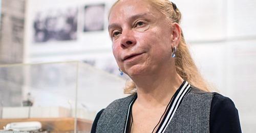 Museumschefin Alexandra Hildebrandt Nach der Geburt von Tochter Maria hatte sie auch nachts Helferinnen
