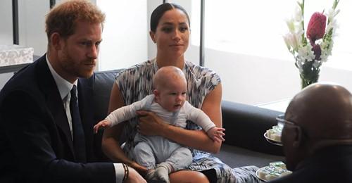 Prinz Harry & Herzogin Meghan Sorge um Archie: neun Polizeieinsätze in neun Monaten