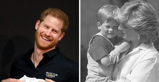 Rührende Geschichte über Prinz Harrys Armreif, den er seit Jahren trägt, kommt ans Licht