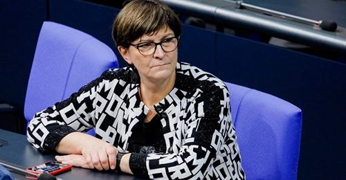 SPD-Chefin träumt von Rot-Rot-Grün