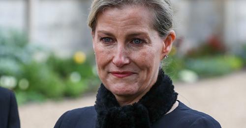 Sophie von Wessex Über Prinz Philips (†99) Tod: Es war, als hätte ihn jemand bei der Hand genommen