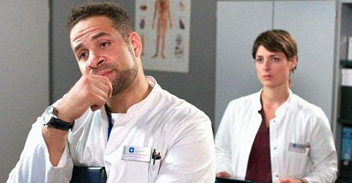 In aller Freundschaft – Die jungen Ärzte Harte Konkurrenzkampf – Wer wird neuer Oberarzt?
