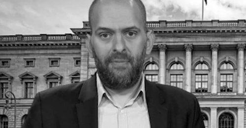 Florian Eckardt (†39) Der rbb Reporter ist überraschend mit nur 39 Jahren gestorben
