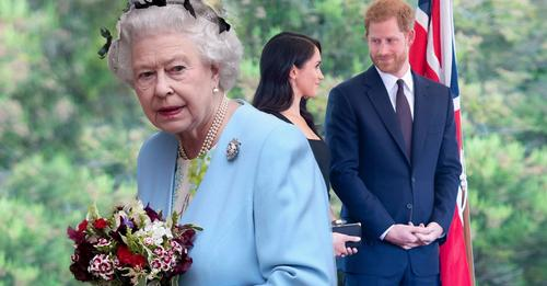 Prinz Harry Die Queen greift durch – und erteilt ihm Besuchsverbot
