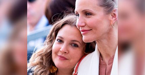 Drew Barrymore & Cameron Diaz 'Schönheit ohne Filter und Eingriffe': Fans feiern die Hollywood-Stars für ihr neues Foto