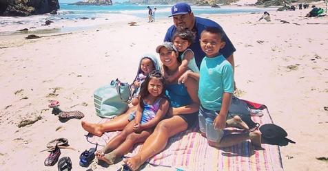 Paar aus Kalifornien stirbt an Covid 19 und hinterlässt fünf Kinder, darunter ein Neugeborenes